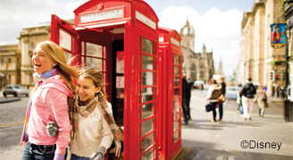 Package for Adventures by Disney® England and France: London, Windsor, Paris and Versailles