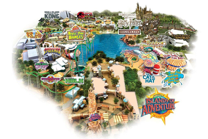 Theme Parks and Specialty Vacations at Costco Travel