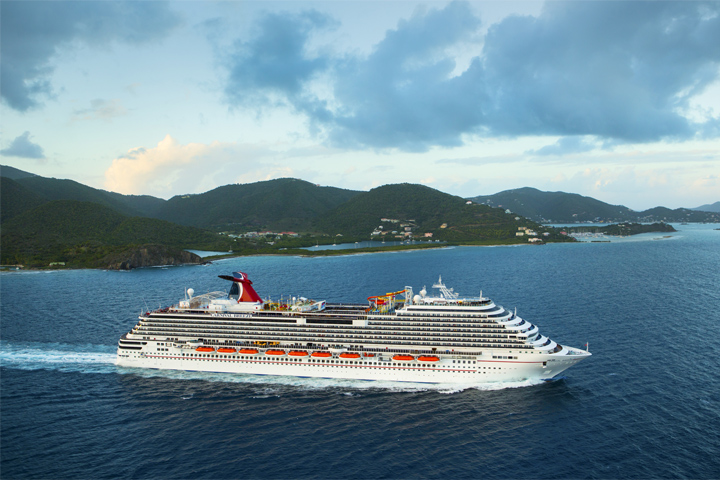 Carnival Breeze Ship Details Costco Travel