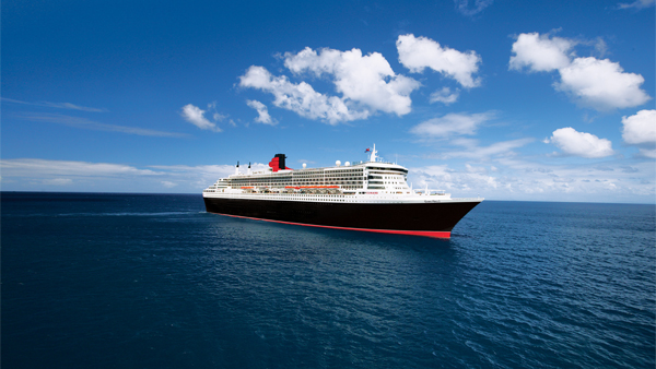 Queen Mary 2 ship image