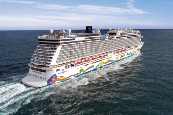 Norwegian Encore ship image