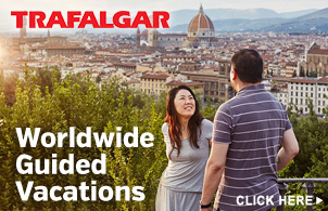 Trafalgar Guided Vacations
