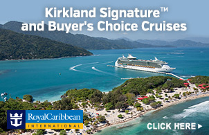 Royal Caribbean® Kirkland Signature™ and Buyers Choice Cruises