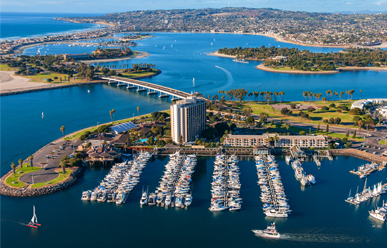 Hyatt Regency Mission Bay Spa and Marina image
