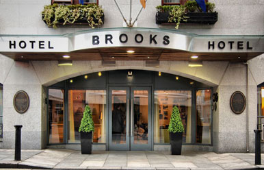 Brooks Hotel image