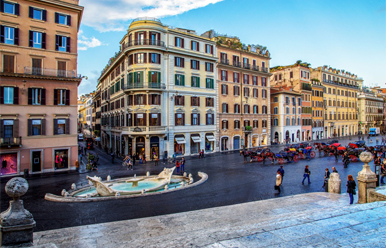 The Inn & The View at the Spanish Steps image