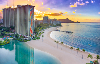 Hilton Hawaiian Village® Waikiki Beach Resort image