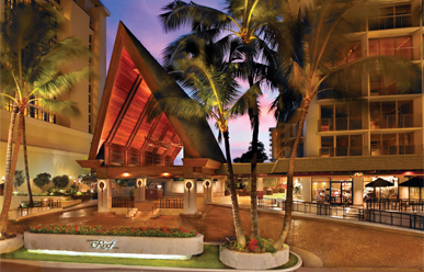 Outrigger Reef Waikiki Beach Resort image
