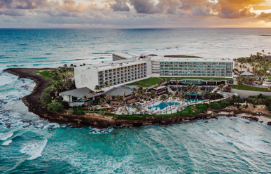 Turtle Bay Resort image