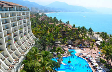 Fiesta Americana Puerto Vallarta Hotel Spa All Inclusive Resort Costco Travel