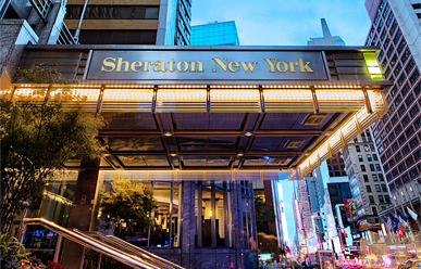 Sheraton New York Times Square Hotel image