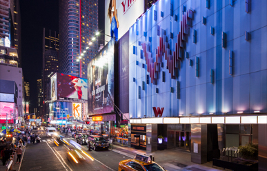 The W New York Times Square image