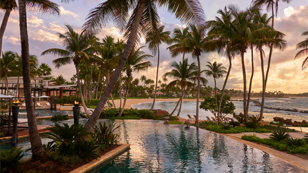 Puerto Rico Dorado Beach A Ritz Carlton Reserve Package Deal Costco Travel