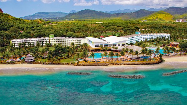 Saint Lucia Coconut Bay Package Offers Costco Travel
