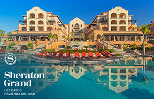 Package for Sheraton Grand Los Cabos