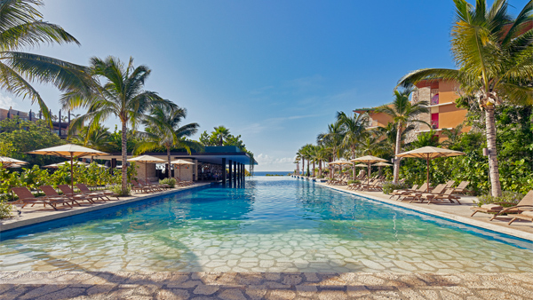 Riviera Maya Hotel Xcaret Mexico Package Deal Costco